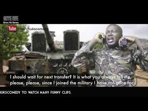 Igbo Comedy - Onye Iwe ( Funny Mission )