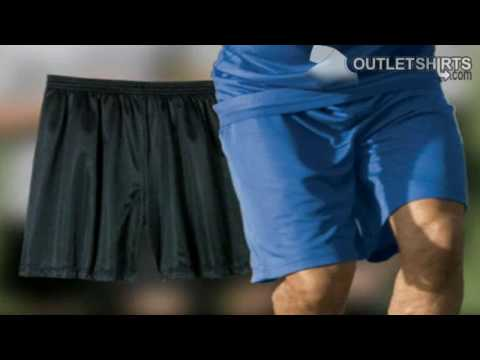 Sport-Tek Mesh Tanks and Shorts From Outlet Shirts.flv