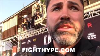 FightHype.com was on hand at Avalon Hollywood in Los Angeles, Calif...