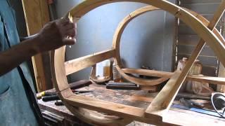 Caribbean Small Work Shop How To Glue A Morris  Chair
