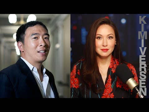 A look at Presidential candidate Andrew Yang