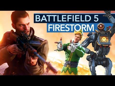 Was Battlefield 5: Firestorm besser als Fortnite & Co. macht