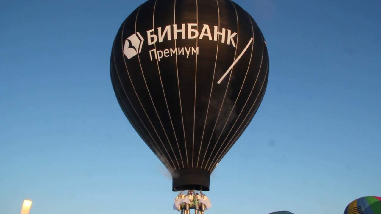 Федор Конюхов стартовал на аэростате из Рыбинска
