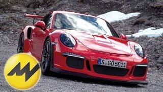 Der Rennwagen für die Straße |Porsche 911 GT3 RS | Motorvision