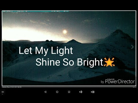 "🌟""Let My Light Shine So Bright"" Lyric Music Video - Christian Rap/R&B - Lauren Lindsay"