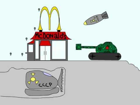 McDonalds DEADс музыкой