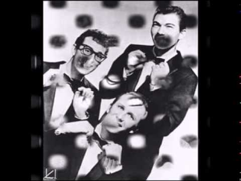 Buddy Holly - NOT FADE AWAY  - Original song