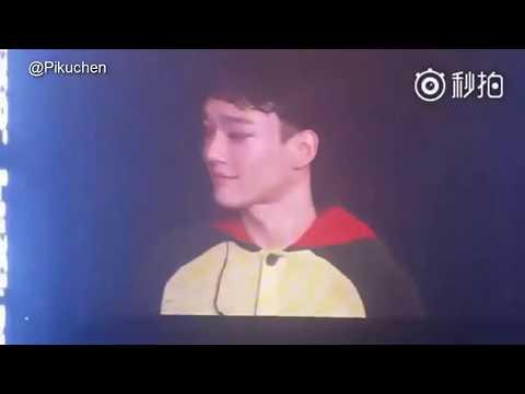 EXO Suho imitating Jongdae (Chen) whining ah wae compilation