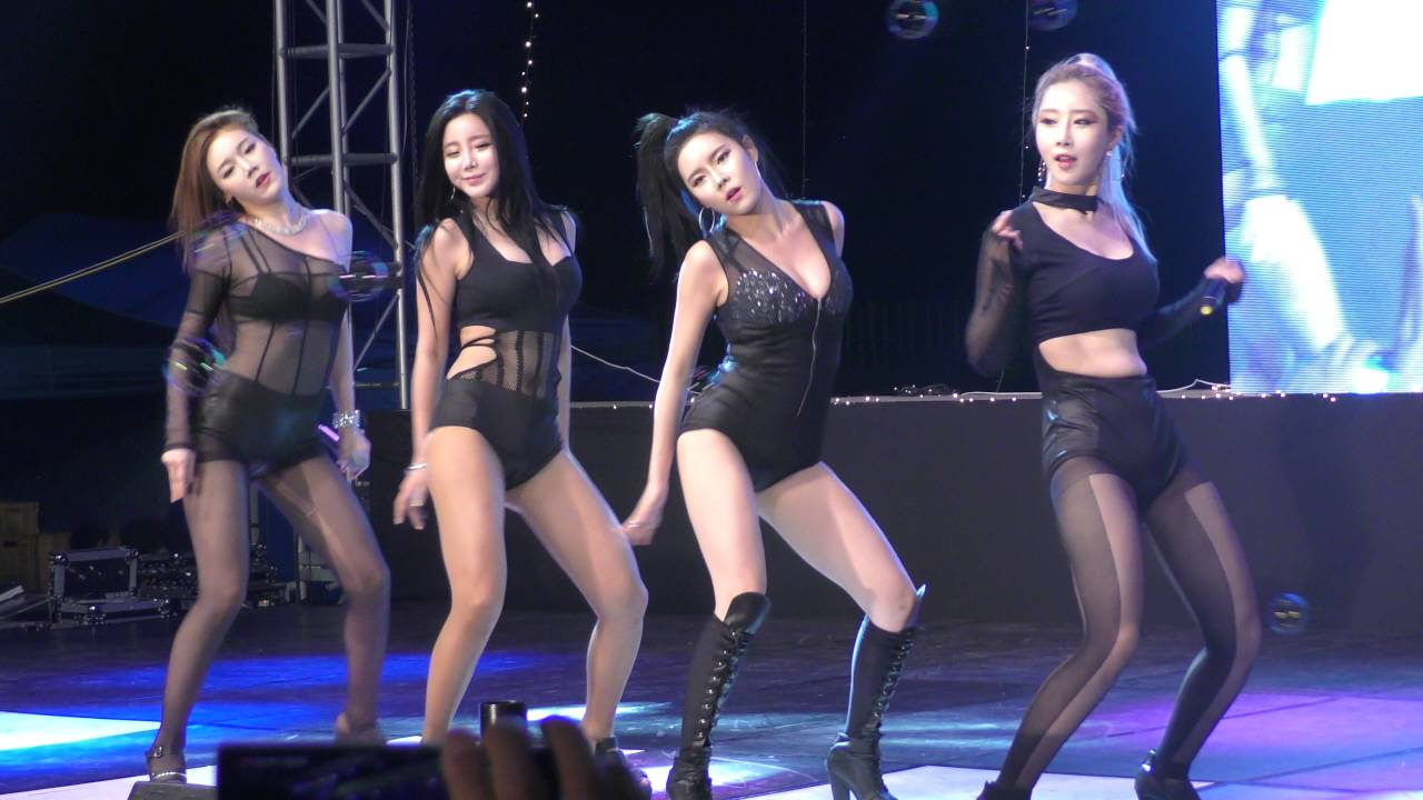 160517 Laysha (레이샤) _ Chocolate Cream / 한체대 축제/직캠(Fancam)