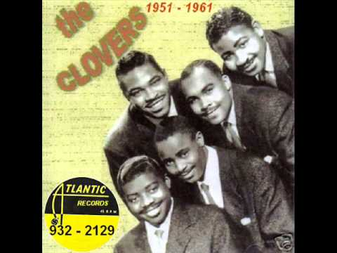 The Clovers - Atlantic 45 RPM Records - 1951 - 1954