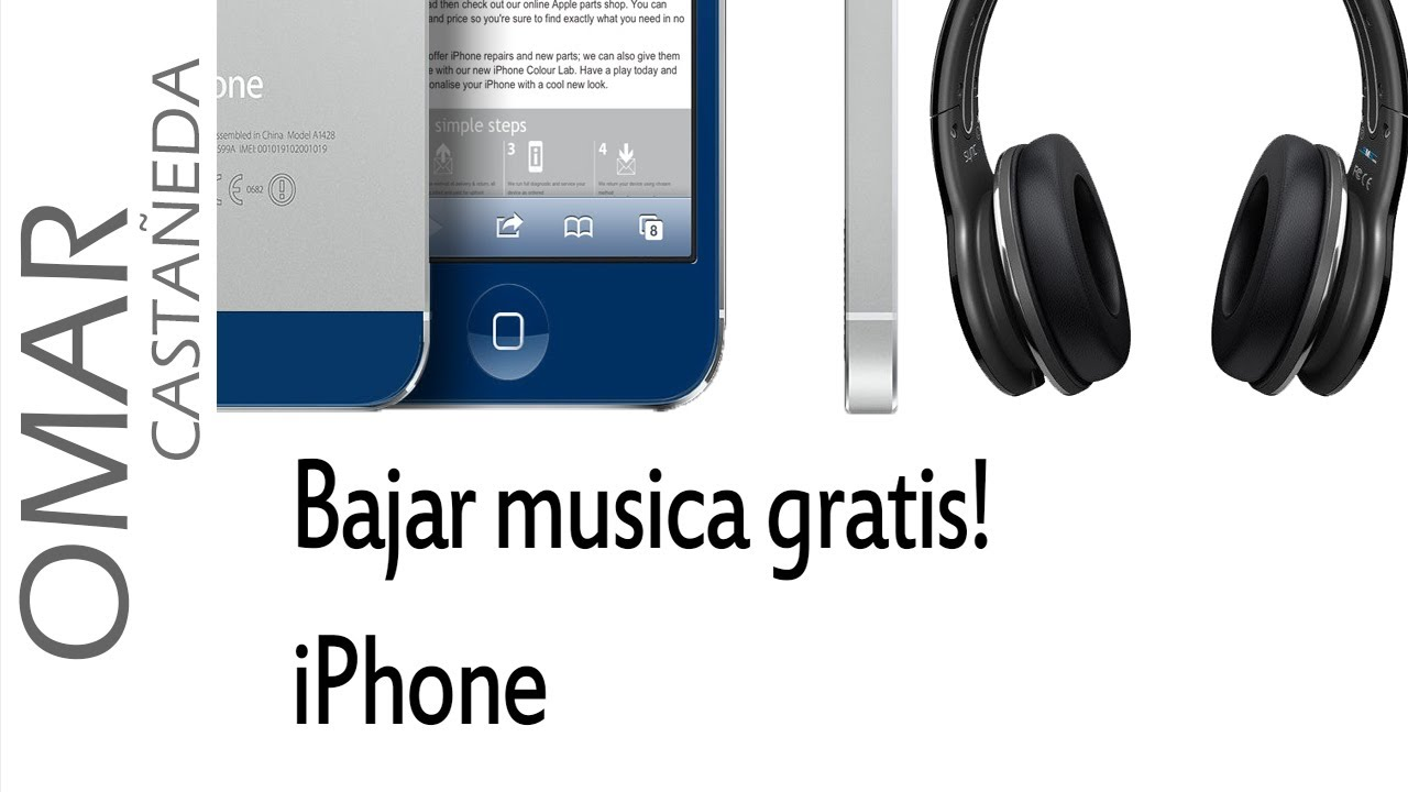 iphone 5 descargar musica gratis