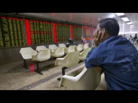 Could China's downturn be a gold mine for investors?