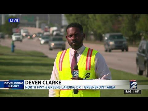Man shot in road rage incident