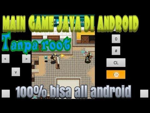 Main Game Java Lama Pake Android | Ini Cara Nya. Bisa Semua Android & Semua Merk