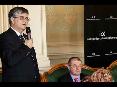 Mircea Dumitru (Rector of University of Bucharest)