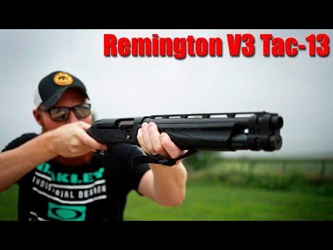 Remington V3 Tac 13 – Billy Knight