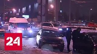 "Убийство таксиста в Москве: объявлен план ""Перехват"""
