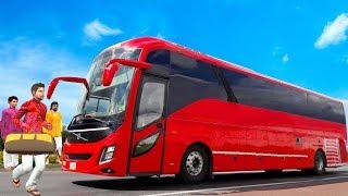 बस वाला Bus wala Funny Comedy हिंदी कहानिया Hindi Kahaniya Bus comedy stories in hindi funny comedy