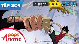 One Piece Tập 304 - Nếu Không Thắng Sẽ Không Bảo Vệ Được Ai! Gear Third Khởi Động - Phim Đảo Hải Tặc