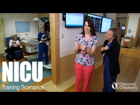 Newborn Intensive Care Unit Training Scenarios | Cincinnati Children's