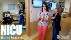 Newborn Intensive Care Unit Training Scenarios | Cincinnati Children's