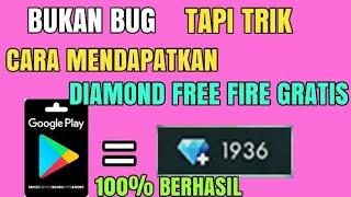 🔴Cara Mendapatkan Diamond Free Fire Gratis 2019!! - MANTUL