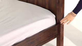 Choose The Fun Camp Kids Trundle Bed For Your Child's Bedspace| Pottery Barn Kids
