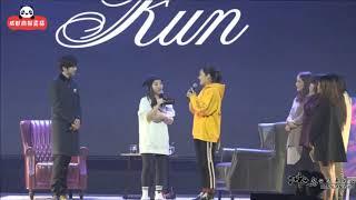 【Eng Sub 蔡徐坤/CAI XUKUN】Part 6 Chengdu Live 成都音乐分享会 20181013