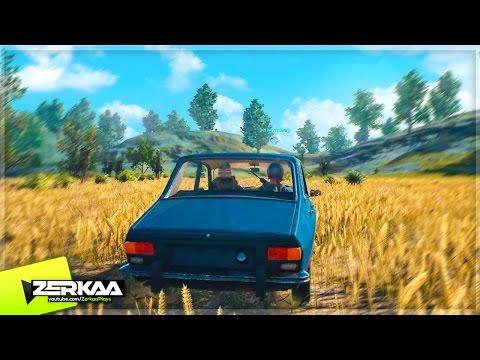 WE GOT A CAR! (PlayerUnknown's Battlegrounds)