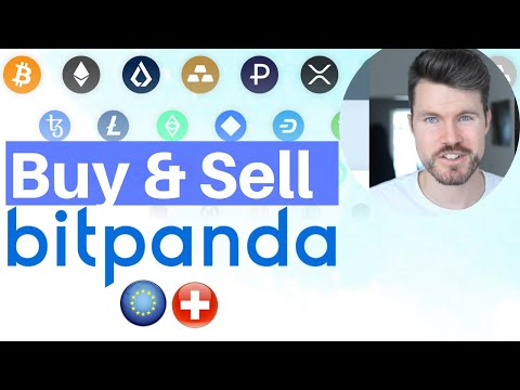 Bitpanda - How to use the Bitpanda Exchange to Buy & Sell Cryptocurrencies in Europe and Switzerland