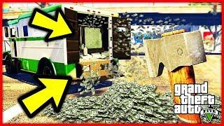 5 ВЕЩЕЙ , КОТОРЫЕ ТЫ ОБЯЗАН СДЕЛАТЬ В GTA 5 !!!