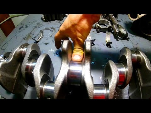 Рено Трафик 1.9 DCI Капиталка  Разборка и дефектовка двигателя.