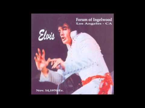 Elvis Presley: Forum of Inglewood: November 14th, 1970 Full Album