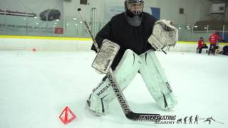 Elite Goalie Skating Classes