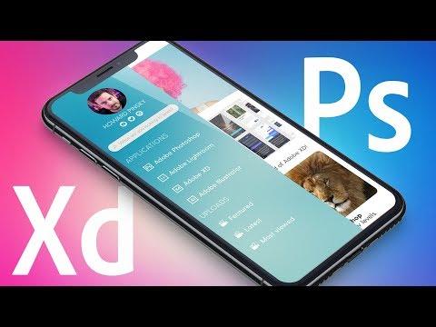 Upgrade Your XD Prototypes Using Photoshop!