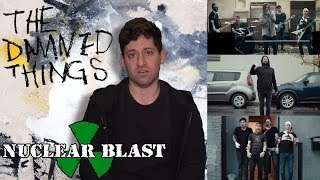"""THE DAMNED THINGS – About The Song """"Cells"""" (OFFICIAL INTERVIEW)"""