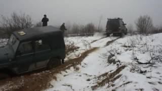 Рывковый трос УАЗ