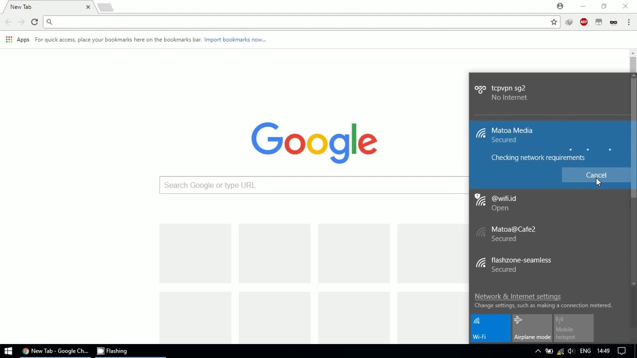 Aplikasi Wifi ID Injector Untuk PC dan Android Terbaru 2018