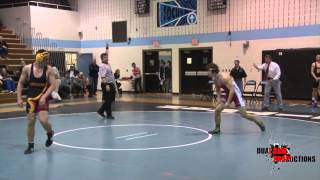 160 lbs- Jay Carroll vs William Montieith