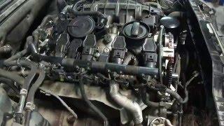 Замена маслоотражателей и цепи ГРМ на Ауди(Этот ролик обработан в Видеоредакторе YouTube (https://www.youtube.com/editor), 2015-12-03T16:12:41.000Z)
