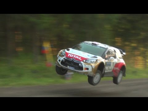 WRC Neste Oil Rally Finland - 2014 (HD)