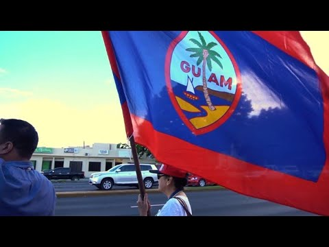 Guam residents call for demilitarization amid N.Korea threat