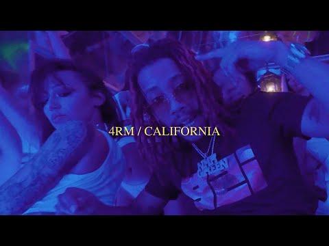 Youtube: GREEN MONTANA – 4RM / CALIFORNIA (Clip Officiel)