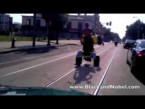 Repeat Banshee Wheelie blocks by Sp00nFedFilms - You2Repeat