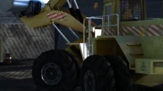 Construction Machines 2014: Moving rocks like a boss (PC Simulator game)
