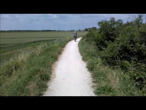 Fahrradfahren Caorle