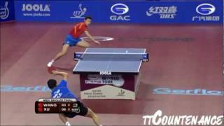 Qatar Open: Xu Xin-Wang Hao