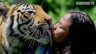 Животные спасают людям жизнь