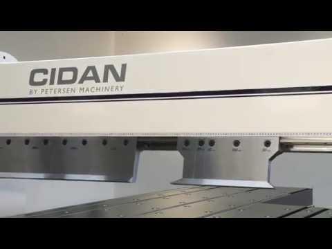CNC Caka CIDAN - Asistan Makina