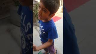 Little tanmay marvellous actor